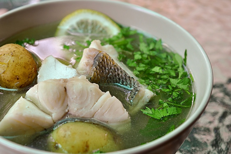 Секреты приготовления ухи из речной рыбы