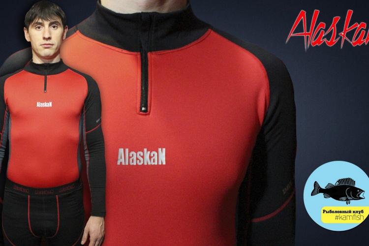 Обзор термобелья Alaskan Stalker и Master