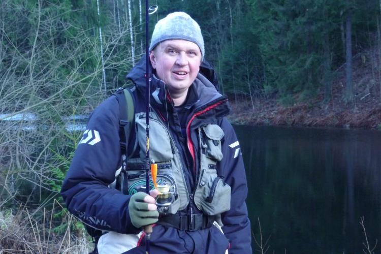 Зимняя рыбалка в  декабре  2015 года