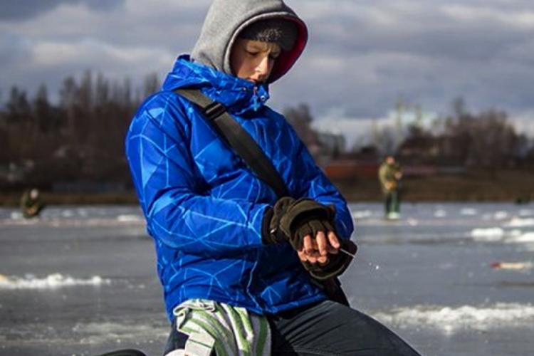 Открытый чемпионат Черниговской области по ловле рыбы на мормышку!