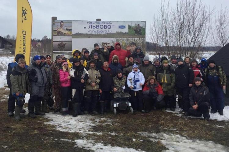СИГОЛОВ-2016   III Ежегодный Благотворительный Рыболовный Фестиваль по ловле сига со льда.