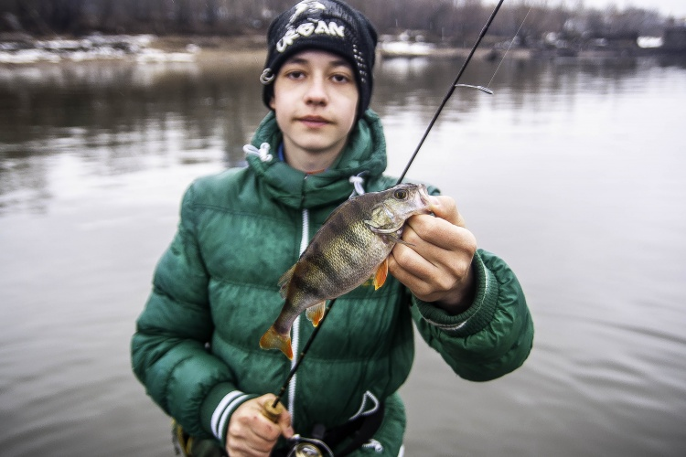 Рыбалка на москва реке сегодня
