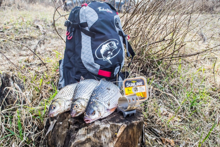 Нужен ли для рыбалки особенный рюкзак?