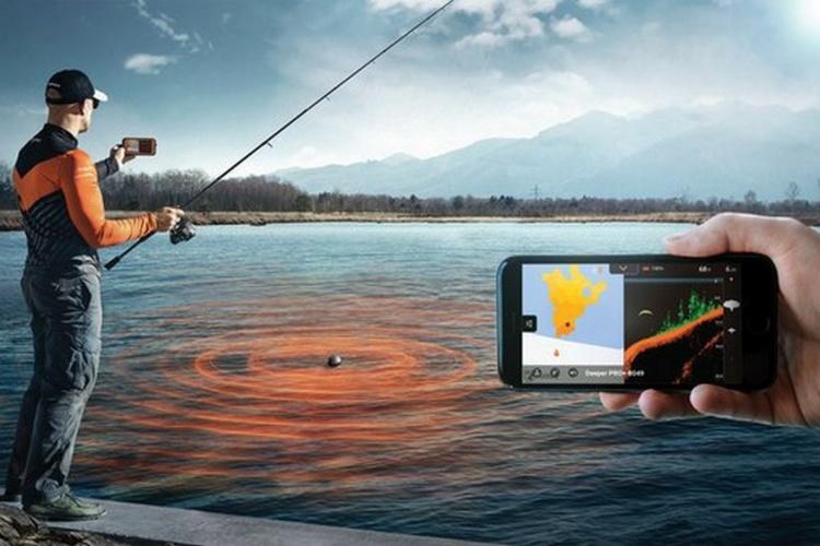 рыбалка с эхолотом фото