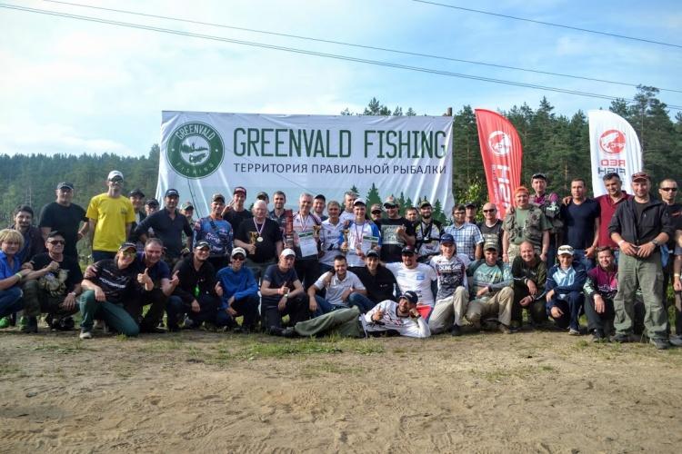 Открытие GREENVALD Fishing, взгляд со всех сторон)))
