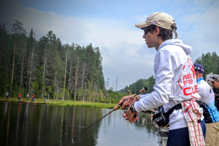 Открытие водоёма GREENVALD Fishing.