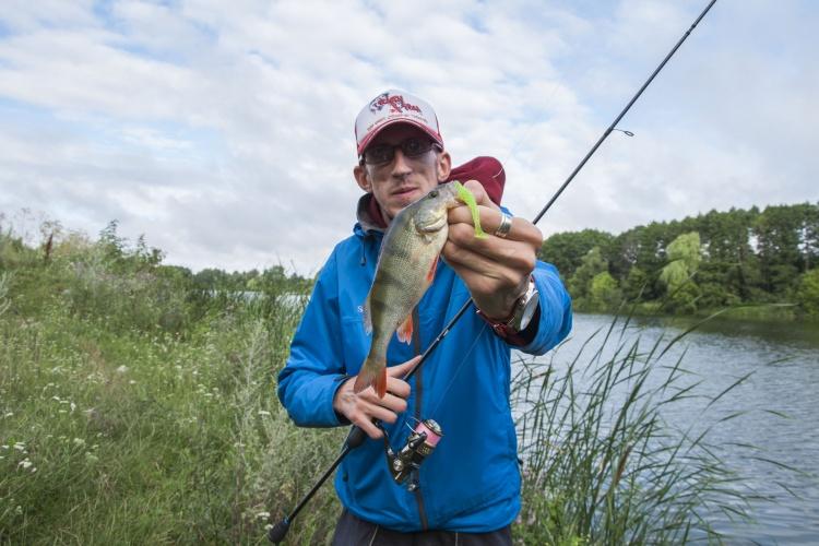 Субботняя рыбалка