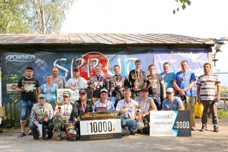 Отчет с Чемпионата Санкт – Петербурга по ловле рыбы спиннингом с лодок!