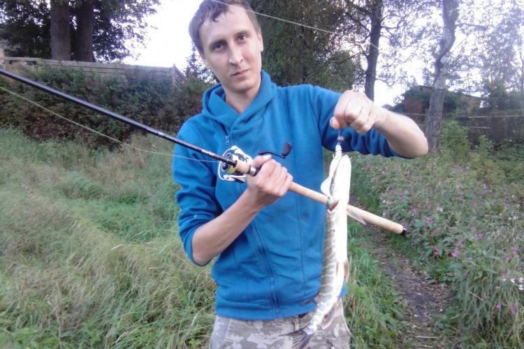 Неприятности в Простоквашино или удачная рыбалка в шторм