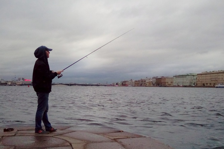 компания невская рыбалка