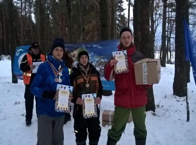 Кубок Черниговской области по ловле рыбы на мормышку со льда!