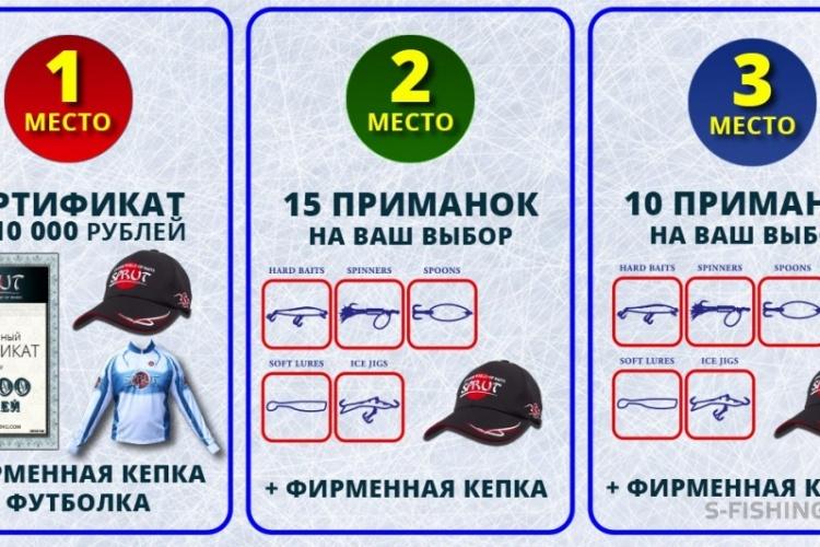 Подведены итоги зимнего конкурса от TM SPRUT!