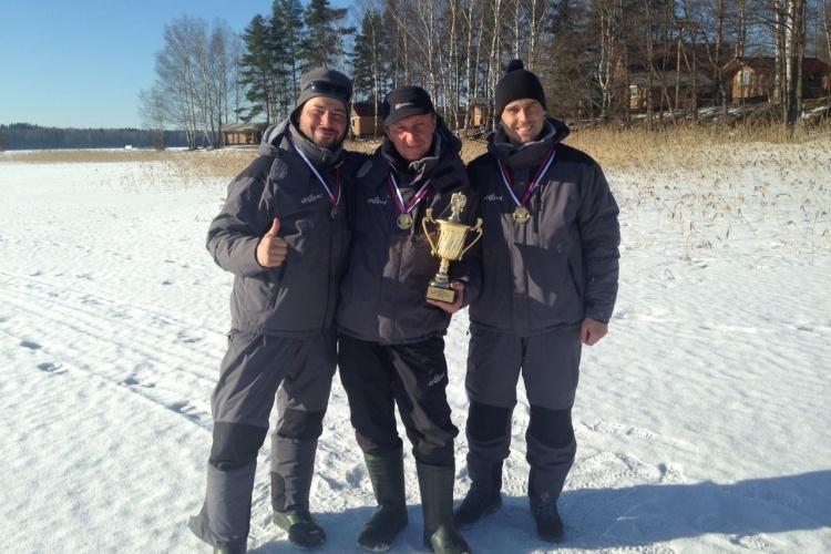 Как измерить победу? Чемпионат СПб 2017 по зимней блесне
