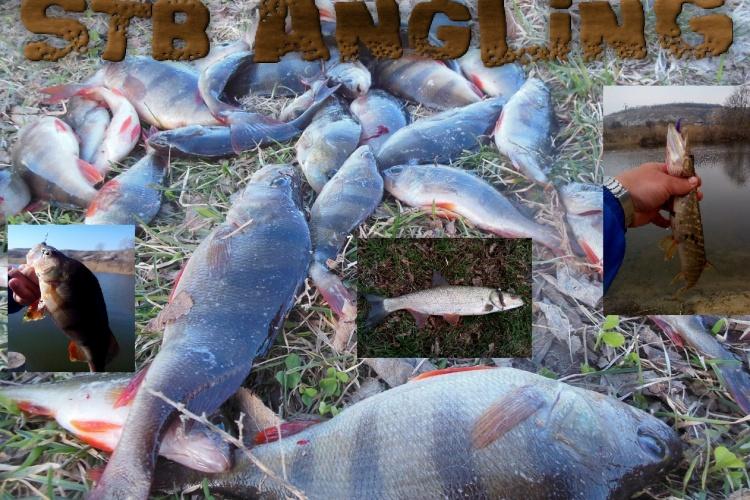 Последняя рыбалка на реке Айдар