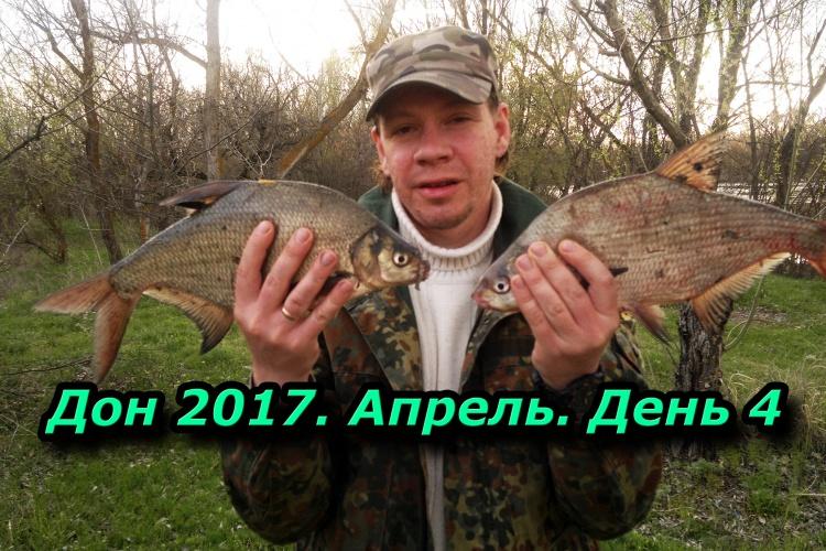 Дон 2017. Апрель. День 4 (заключительный)