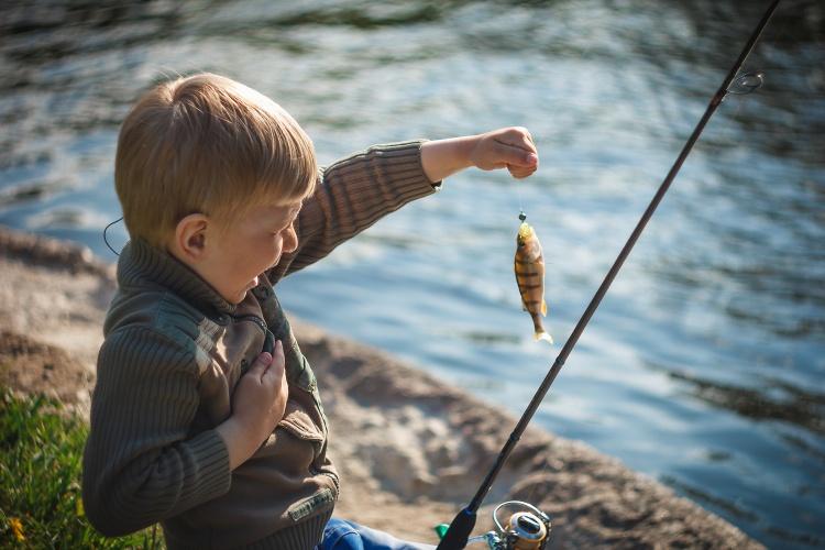 Street fishing  СПб.