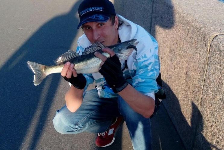 """Дерзкий Street Fishing или рыбалка в стиле """"Нон-стоп"""""""