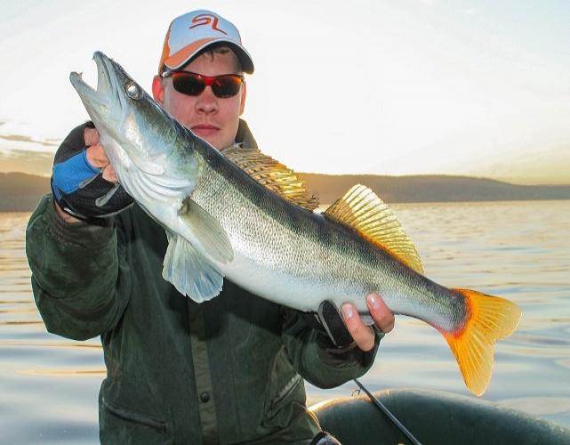 Плохая погода не повод отменять рыбалку