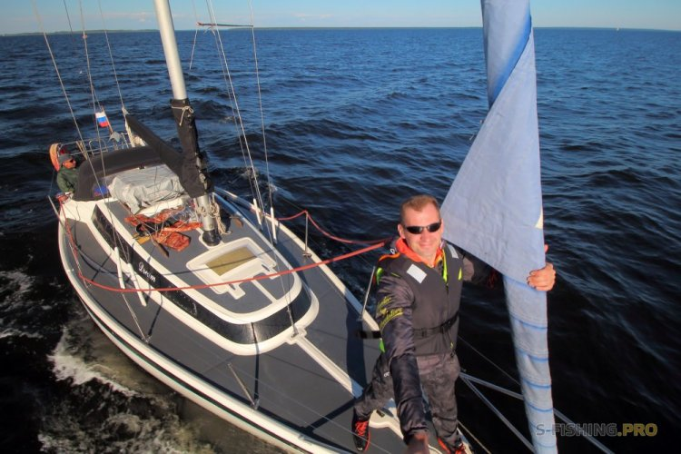 Рыбалка на острове Гогланд (Suursaari) Экспедиция почти на Балтийское море. Часть I