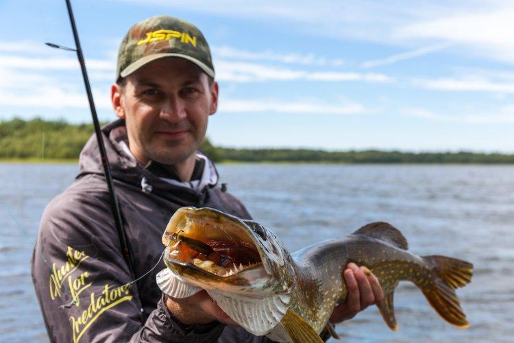 рыбалка на копанском озере осенью