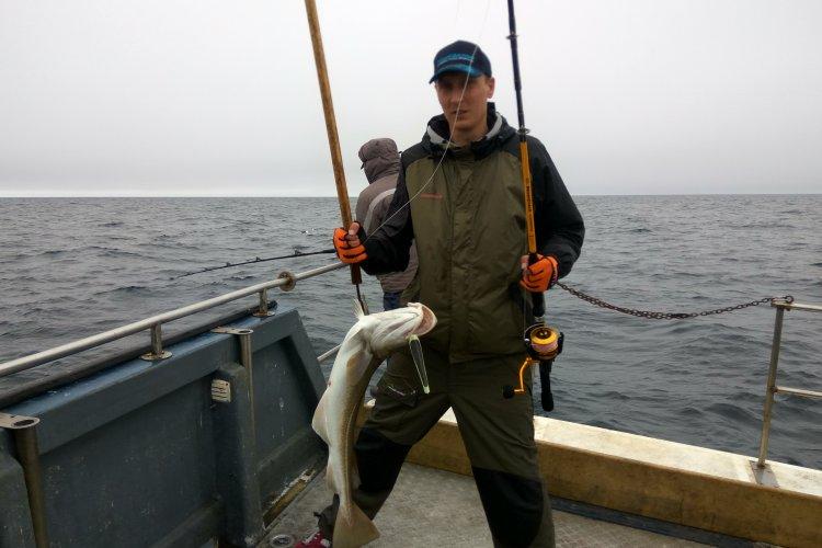 Морская рыбалка, откуда берутся стереотипы?