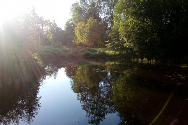 Речка непростая,речка золотая..... Часть 1