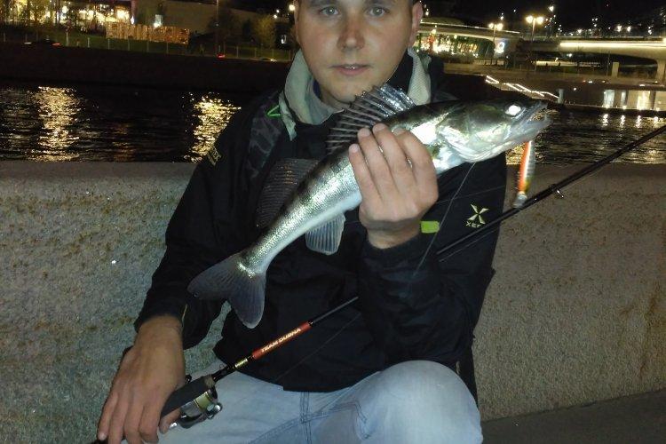 Рыбалка выходным днем. Street Fishing