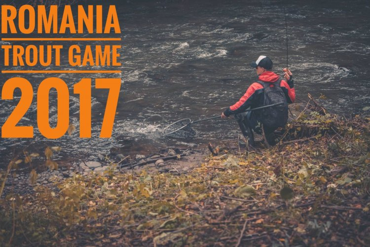 ROMANIA TROUT GAME 2017