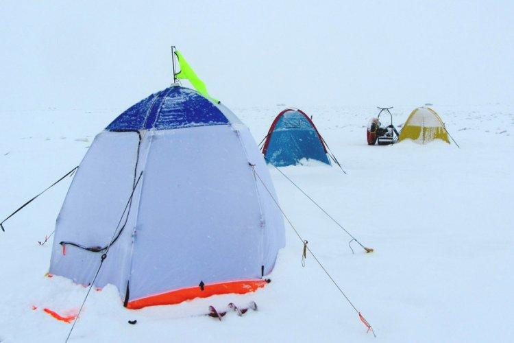 Выбор и качественная установка палатки-зонт.