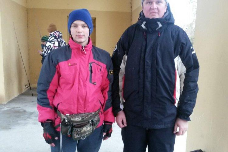 """Рыболовный фестиваль """"Русский Басс"""" в Парке Победы."""