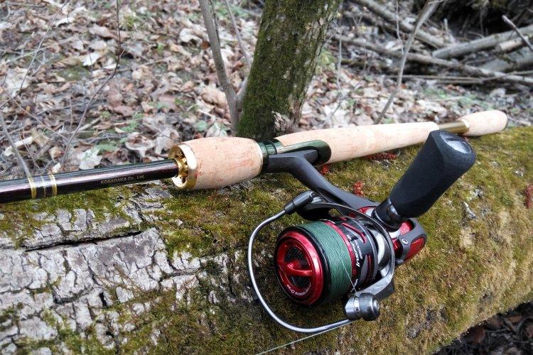 Рыбалка с Kosadaka Invince