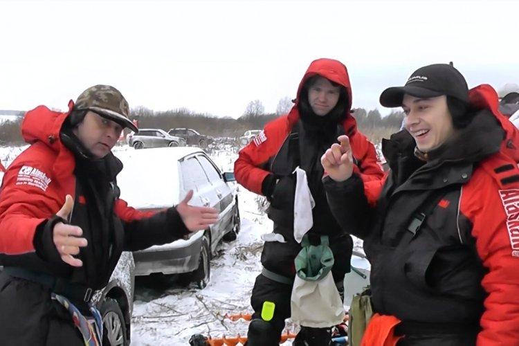 Видео Чемпионат Владимирской области по ловле на мормышку 2018