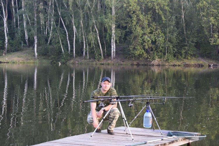 Рыбалка на толстолобика. Ловля толстолобика на самодельный технопланктон.