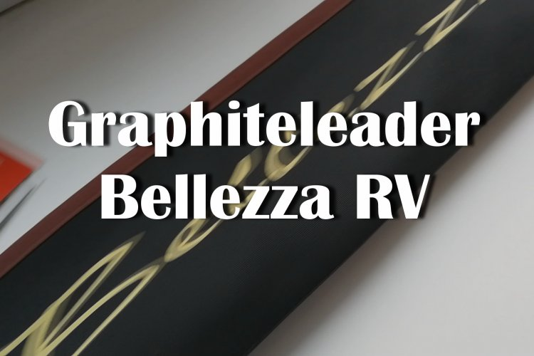 Обзор Graphiteleader Bellezza RV 672SUL-S