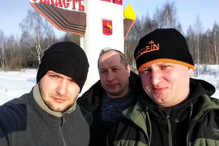 На леща в Десногорск (23 февраля 2018)
