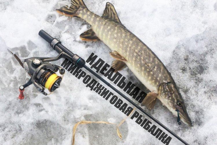 Идеальная микроджиговая рыбалка