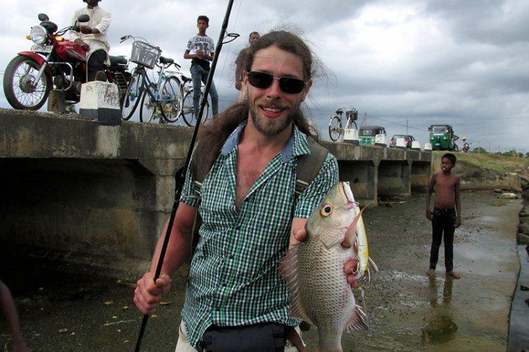 Рыбалка на Шри-Ланке 01.05 — 08.05 2018