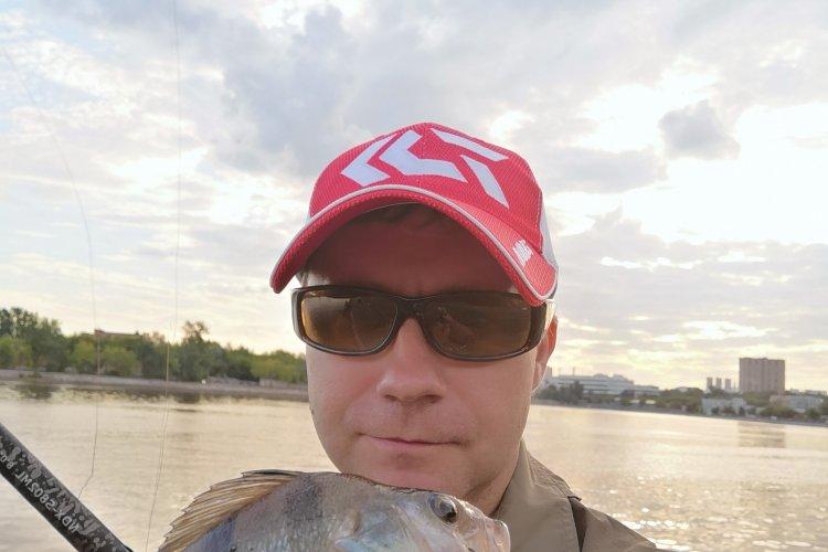 Рыбалка после рабочего дня