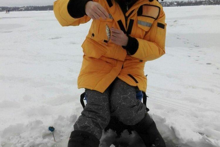 Отчет о рыбалке: 03 декабря 2017 - 03 декабря 2017, Ёлнать, река