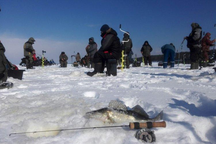 Отчет о рыбалке: 17 марта 2018 - 18 марта 2018, Волга (Юрьевец)