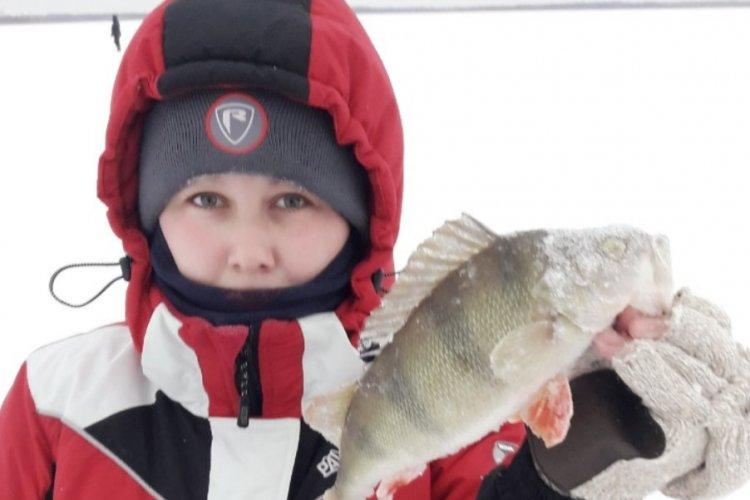 Первая трёхдневная рыбалка в 2019 году