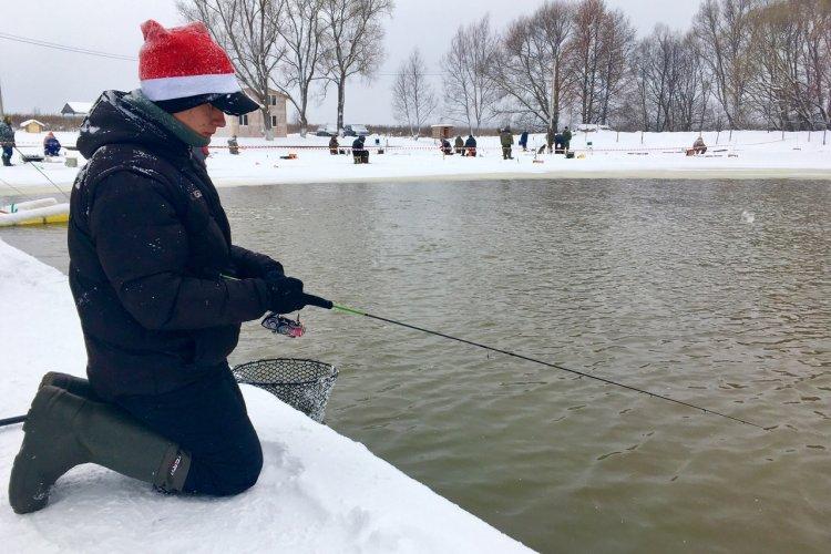 Рыболовный сезон 2019 открыт!